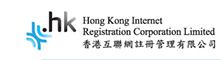 Inregistrare si reinnoire domenii .hk