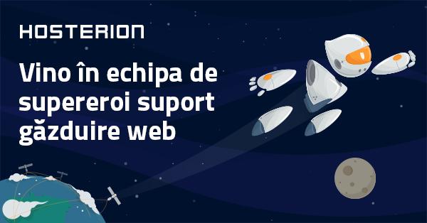 Supererou suport gazduire web